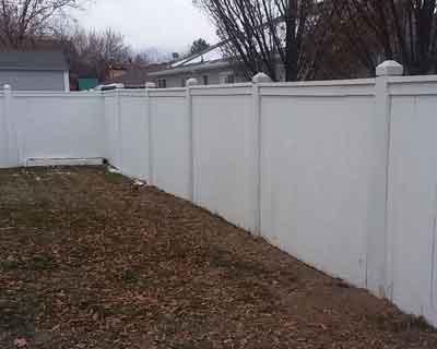 Fence Repair Salt Lake