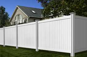 Draper fence installation services